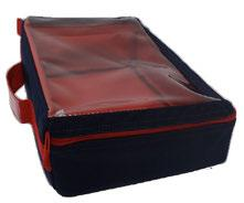 DUAL FOLD ACCESSORIES/ BENCH BAG 18