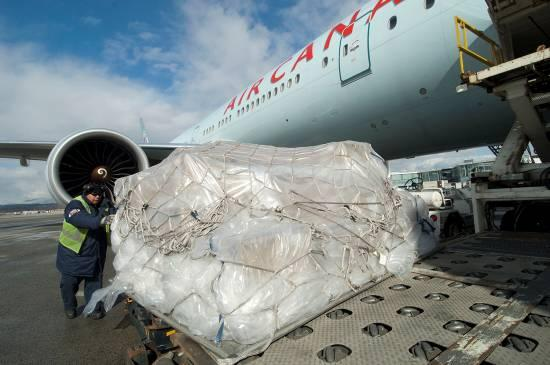 provider of air cargo services One of