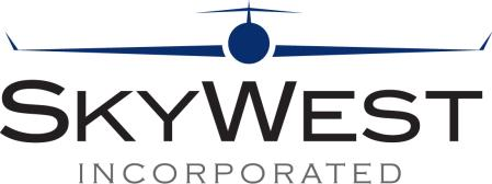 NEWS RELEASE CONTACT: Investor Relations Corporate Communications 435.634.3200 435.634.3553 Investor.relations@skywest.com corporate.communications@skywest.com SkyWest, Inc.
