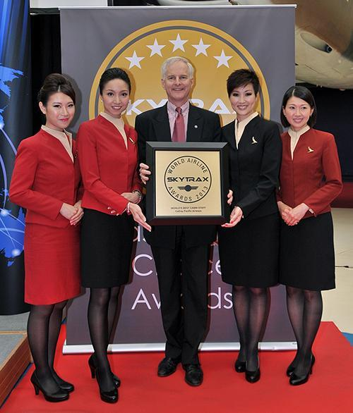 Airline Awards programme in June.