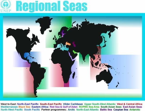 The Caribbean Environment Programme (CEP) One of the 18 world Regional Seas
