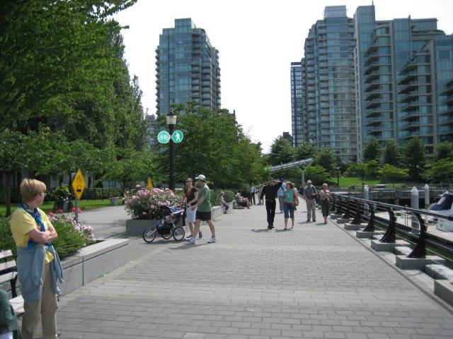 City of Vancouver 30,000 fewer car trips per day 100,000 more walk/cycle trips per day