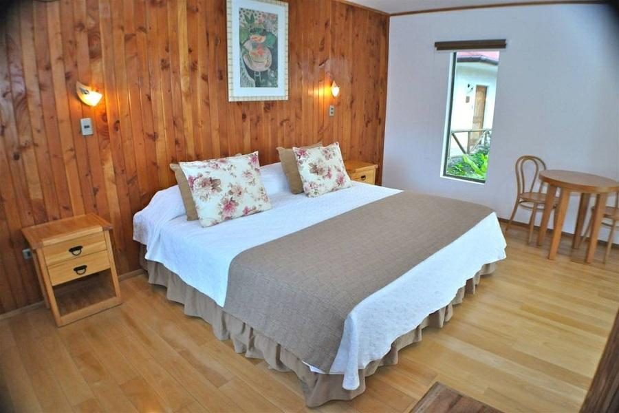 ACCOMMODATION EASTER ISLAND TAHA TAI Just a short walk from the main town area of Hanga Roa, the three star Taha Tai hotel is well located for exploring this beautiful island.