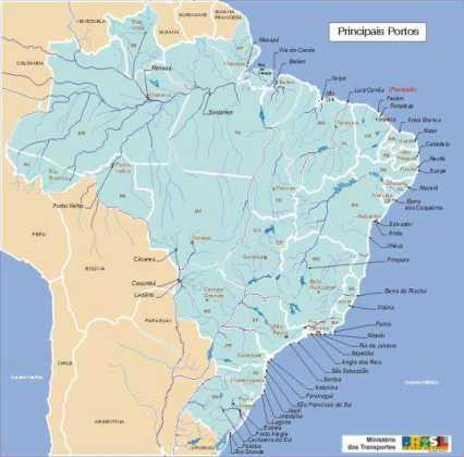 Brazil: New logistic policy Institutional reform Reducing logistics