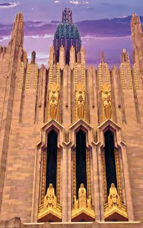 Tulsa s Historic Roots Architecture Architecture aficionados will find that downtown Tulsa is a virtual classroom for the 1920s art deco style with many outstanding buildings that include the Tulsa