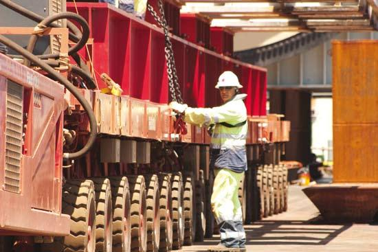 Facts Project Overview The Sino Iron project, which is located at Cape Preston 100 kilometers southwest of Karratha in Western Australia s Pilbara region, is being developed by CITIC Pacific Mining