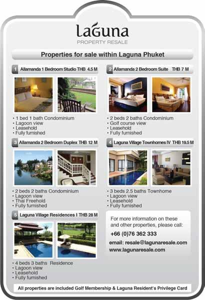 March 1-7, 2014 PROPERTY PHUKET GAZETTE 13 Holding all of the aces RIGHT smack dab in the middle of Patong, just minutes from Jungceylon, Bangla walking street, the night bazaar and the beach, ACE