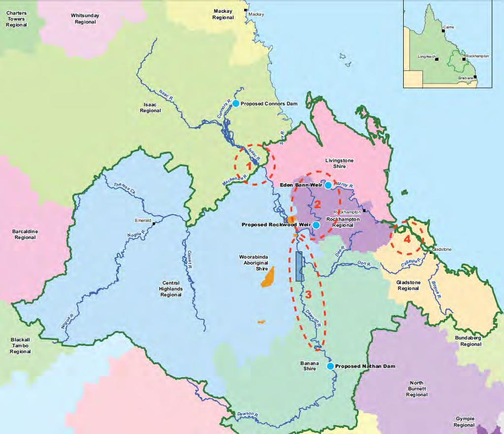 Building a Sustainable Future Central Queensland On the Crest of a