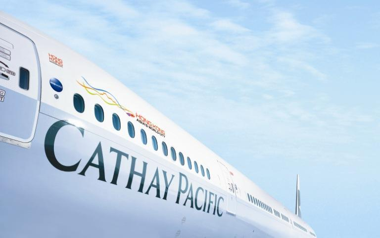 Cathay Pacific Airways 2010