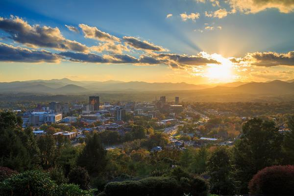 Headline results Tourism is an integral part of the Asheville regional economy,