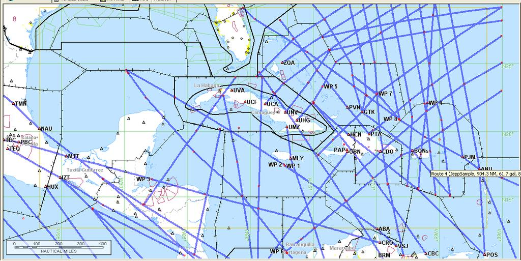 Future Actions / Results CAR RNAV Routes Project 2013 RNAV ROUTES: