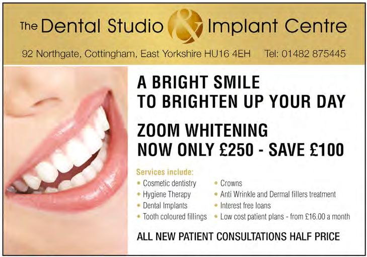 Advertising Feature Zoom whitening Your smile is the way you greet the world.
