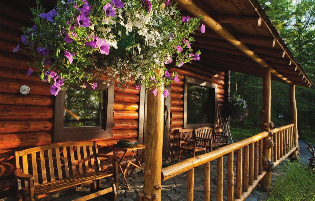 The Kenai Backcountry Lodge is located in the wilderness of Kenai National Wildlife Refuge and