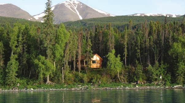 Compose your dream Alaska adventure vacation with one or more of our AWA Lodges. Your trip can start any day of the season, and we ll help you link it all together.