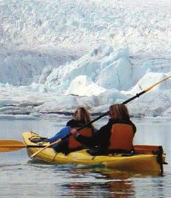 Experience professionally guided kayak, canoe and walking treks, natural history presentations and warm hospitality.