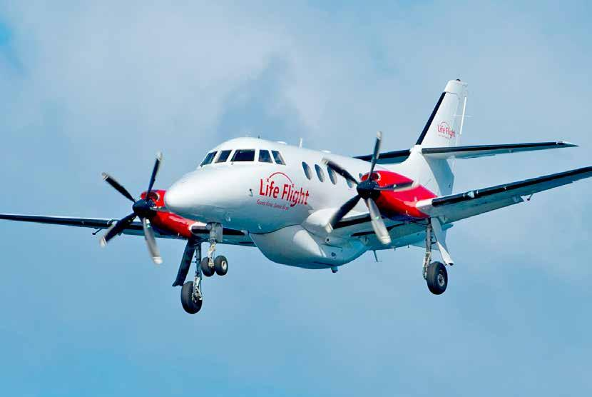 Supporter News ISSUE 53 New plane takes off thanks to your donations Your kind gifts helped Lily and will bring hope to many more with the launch of our second Plane. Thank you very much!