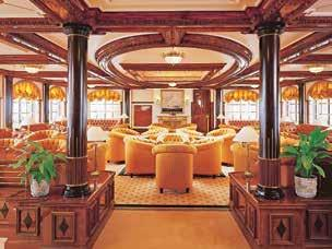 From the mahogany-paneled library and gracious lounge to the fitness area and water-sports platform, no detail on this elegant vessel has been overlooked.