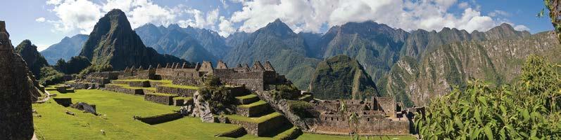 Machu Picchu, Peru Essence of South America 25 Days Day 1 Lima Welcome to Peru.