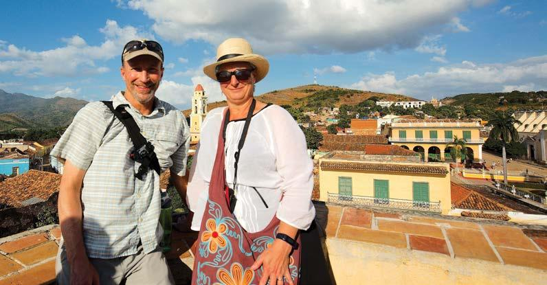 Trinidad, Cuba Cuba Highlights 13 Days Day 1 Havana Welcome to Havana s colourful mix of 50s Americana, colonial architecture and budding modernity.