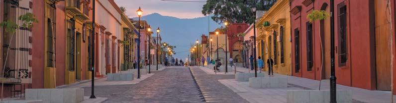 PEREGR I NE T R I P Oaxaca, Mexico Central America Highlights 24 Days Flight not included Mexico City MEXICO Oaxaca Mitla Ruins Gulf of Mexico San Juan Chamula San Cristobal de Las Casas Panajachel