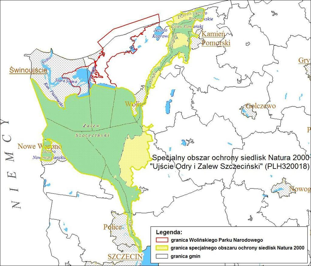 Special Area of Conservation Estuary of