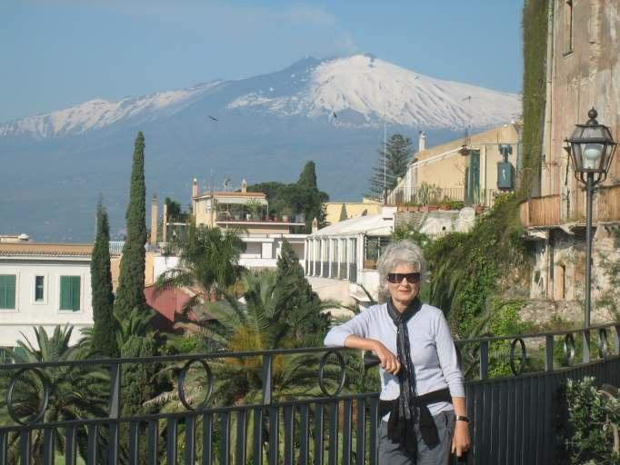 Taormina Toccata A call to leave Praiano on Costa Amalfi to head for the Sicilian bits is no sinecure as it requires organisation to avoid an early morning double shuffle by bus through the town of