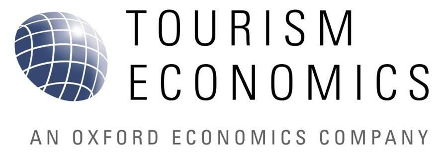 For more information: Adam Sacks, President adam@tourismeconomics.