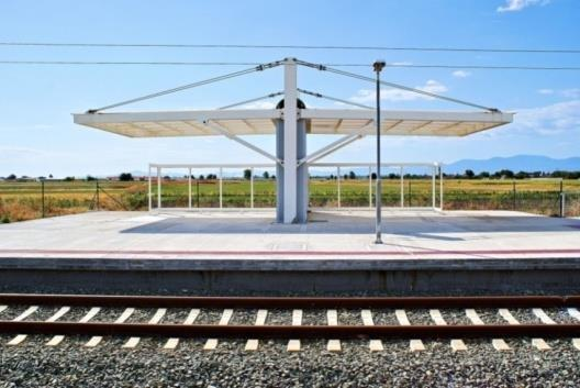 Burgas, Phase II Modernization of railway