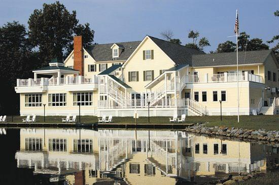 6. THE OAKS WATERFRONT INN - A HUNTING TRIP (GOOSE AND DUCK) ON THE EASTERN SHORE OF MARYLAND - ONE NIGHT STAY FOR FOUR WITH DINNER AT SCOSSA Sponsored by The Oaks Waterfront Inn, Tidewater Guide