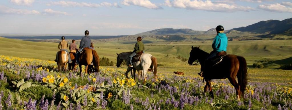 7. HF BAR RANCH, SADDLESTRING, WYOMING - FOUR NIGHTS FOR FOUR PEOPLE Sponsored by HF Bar Ranch Estimated Value: $5,600 Whether it is the boundless scenery of Wyoming, the cavvy of 200 horses,