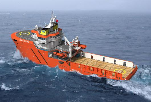 Cygnus field. The 1,890 tonne vessel, named Cygnus Sentinel, is due to arrive in the UK in January 2015 following its delivery from the Fujian Southeast Shipyard in China.