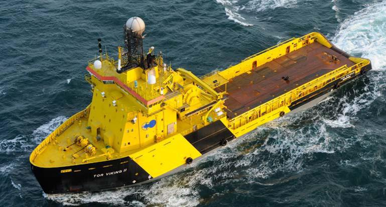 PETROBRAS RETAINS DESS PSVS FAR EAST CONTRACT FOR TOR VIKING Petrobras has awarded Deep Sea Supply (DESS) one-year contract extensions for PSVs Sea Bass and Sea Halibut (pictured c/o D Dodds).
