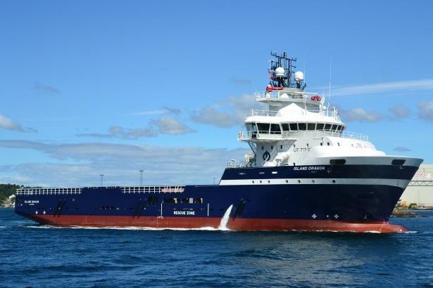 VARD DELIVERS DRAGON Island Offshore accepted delivery of its newbuild PSV Island Dragon from the Vard Brevik Shipyard in Norway on June 19.