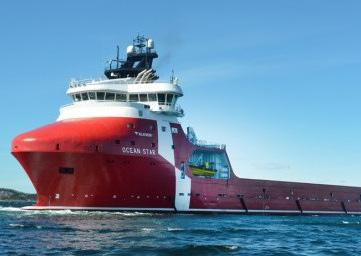 Island Dragon (pictured c/o O Halland) has been awarded a contract with Lundin Norway to support a 12-well drilling campaign at the Edvard Grieg field.