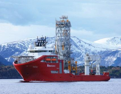 SUBSEA SUBSEA SUBSEA MARKET ROUND-UP Seabrokers sees that there is to be a continued strong focus on inspection, repair and maintenance (IRM) work in the subsea market as operators continue to delay