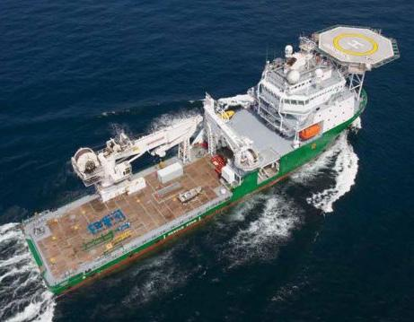 Additionally, Reach Subsea has entered into a charter agreement with Østensjø Rederi for the DP2 IRM support vessel Edda Fonn for three years.