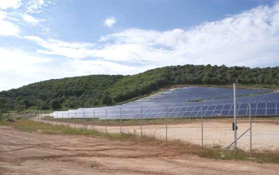 "INDICATIVE LIST OF PV PROJECTS PV Park RAVAGO GROUP"" 2 ΜW IN IGOUMENITSA EPC CONTRACT-TURN-KEY"