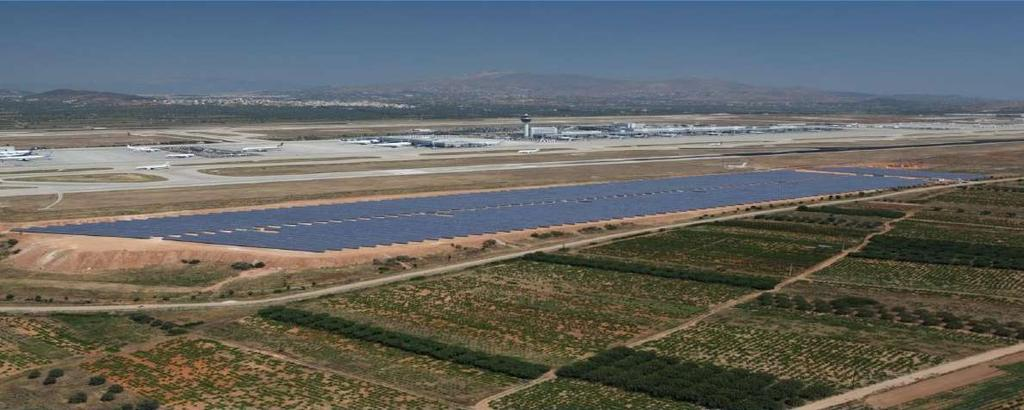 INDICATIVE LIST OF PV PROJECTS PV PARK 8,5 ΜW IN NATIONAL AIRPORT OF ATHENS E.