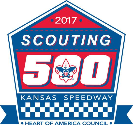 2017! The Scouting 500 returns to Kansas Speedway August