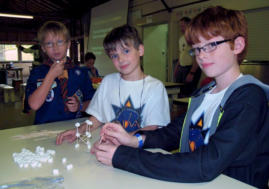 This STEM (Science, Technology, Engineering and Math) themed camp isn t your typical camp.