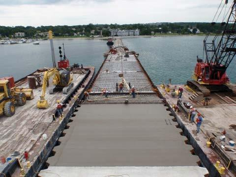 Items $38.4M in Dredging (20 projects 3.