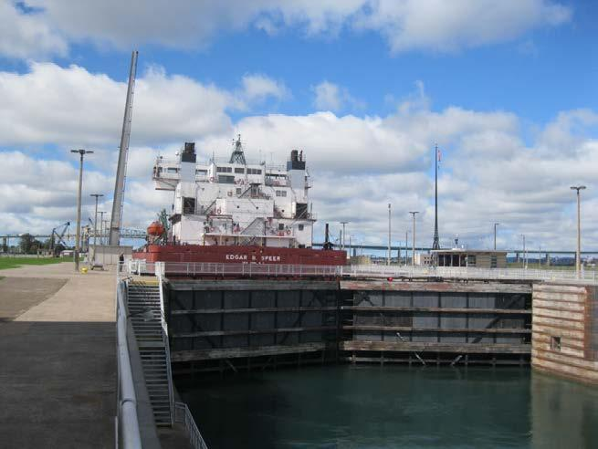 SOO LOCKS ASSET RENEWAL PLAN 25 Asset Renewal Plan will maximize reliability and reduce risk through 2035 $76.4M funded to date through FY16. New hydraulics, stop logs, utilities.