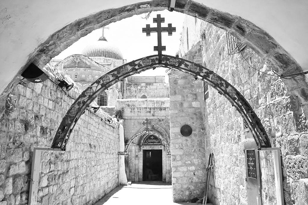 MON, NOV 12 JERUSALEM This morning drive to Bethany to visit Lazarus Tomb and the village of Mary and Martha. Then on to Biblical Jericho, believed to be the oldest city in the world.