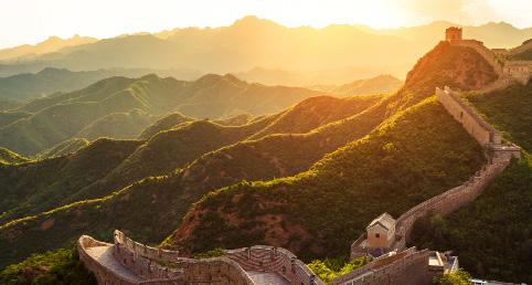 2 FOR 1 CHINA $ 1998 PER PERSON TWIN SHARE THAT S % 62 OFF TYPICALLY $5199 BEIJING SHANGHAI SUZHOU HANGZHOU GREAT WALL OF CHINA THE OFFER Jaw-dropping landscapes, sprawling cities, and mind-blowing