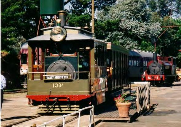 Unfortunately, the double-decker car (99DD) was not included, as it is a replica and not an original item. Seeing it is over 60 years old, it may come into its own some day.