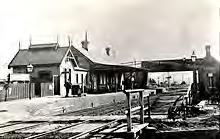 It was from this station that rookers would join a Sydney bound country train, look for a potential mug, then proceed to play cards whereby the traveller invariably lost his money.