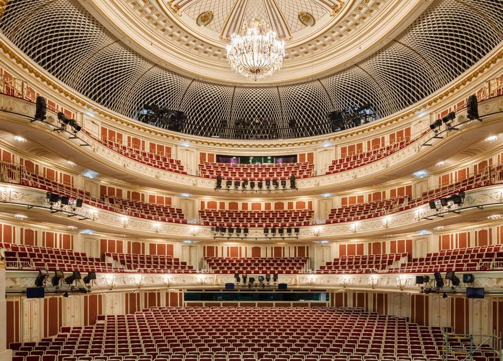 CITY ACTIVITIES FOR GROUPS AN ARTS ICON Berlin State Opera Recently re-opened after a seven-year restoration, the Berlin State Opera House, or Staatsoper, is one of the city s most important cultural