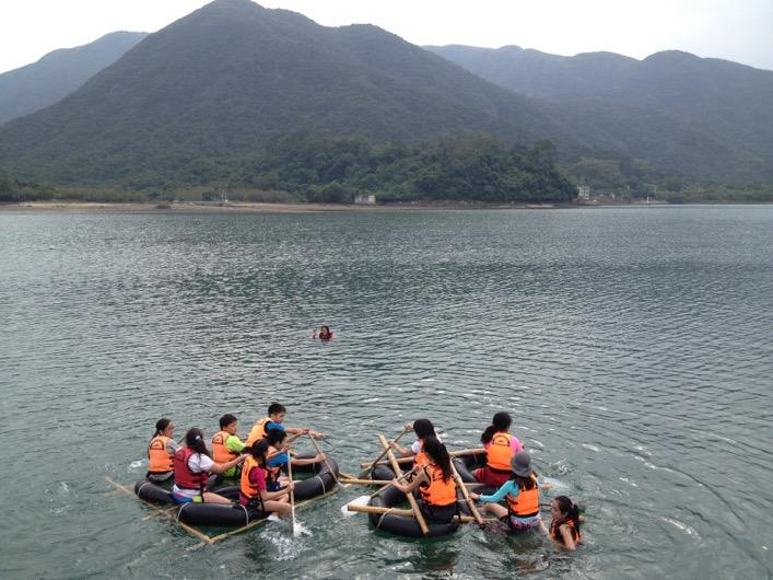 TAM, HK ISLAND TAI MEI TUK, TAI PO Accommodation: DORMS & TENTS Length: 4 DAYS 3 NIGHTS