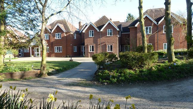 LAXFIELD HOUSE NURSING HOME BRENT ELEIGH, Nr LAVENHAM, SUDBURY, SUFFOLK Situated in a quiet village location with beautiful gardens, offering residential and full nursing care for elderly people.