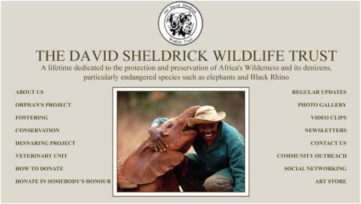 dividends to wildlife and the local culture and